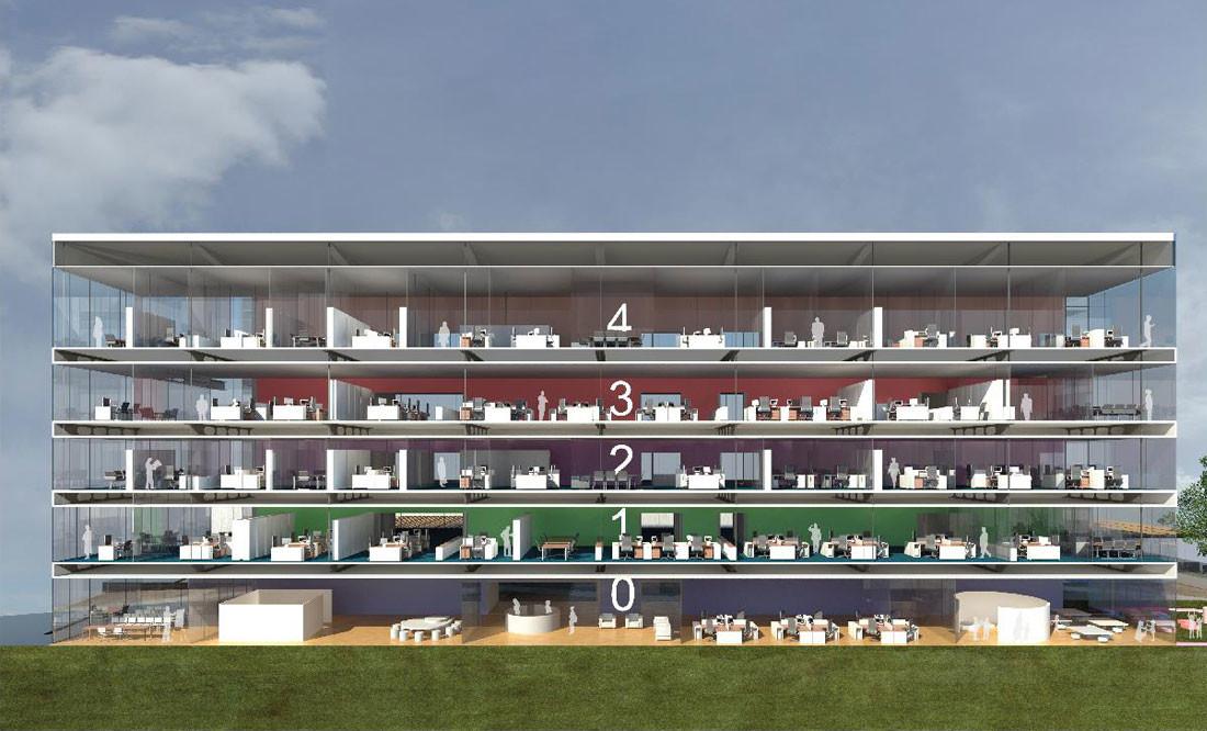 CAP New Headquarters - mpa - marco pestalozza architetti