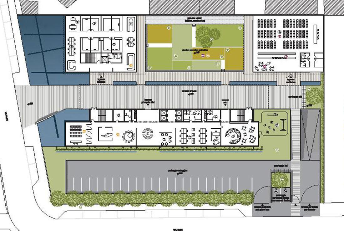CAP New Headquarters - marco pestalozza architetti