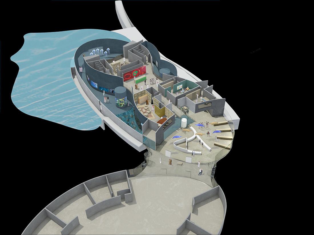 SEEB Aquarium - mpa - marco pestalozza architetti