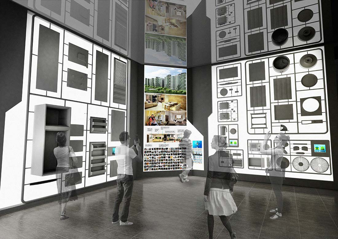 Singapore Pavilion Expo 2017 - mpa - marco pestalozza architetti