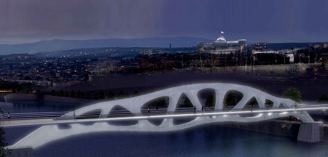 The Bridge of Peace - marco pestalozza architetti