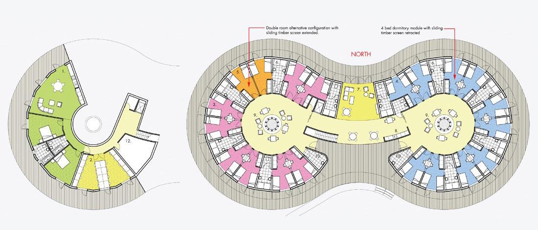 UWC Atlantic College - mpa - marco pestalozza architetti