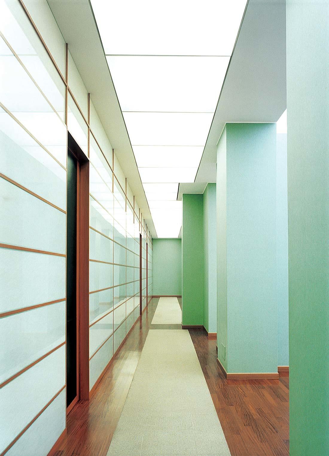 Amro Bank - mpa - marco pestalozza architetti