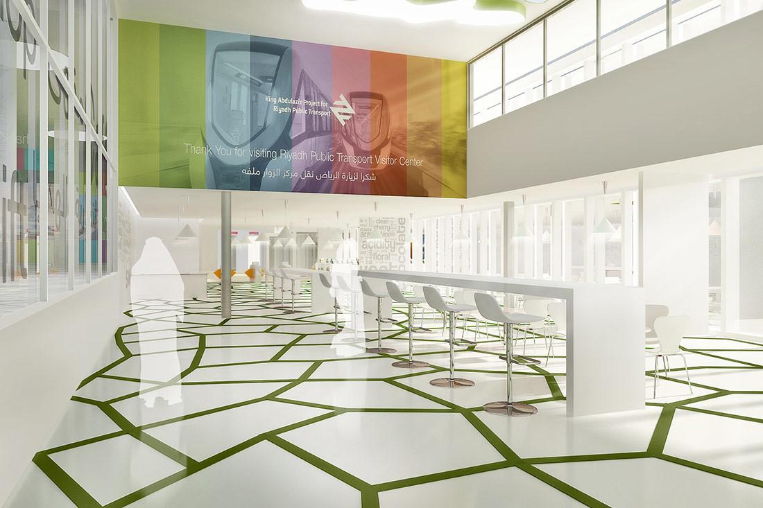 Riyadh Metro - mpa - marco pestalozza architetti