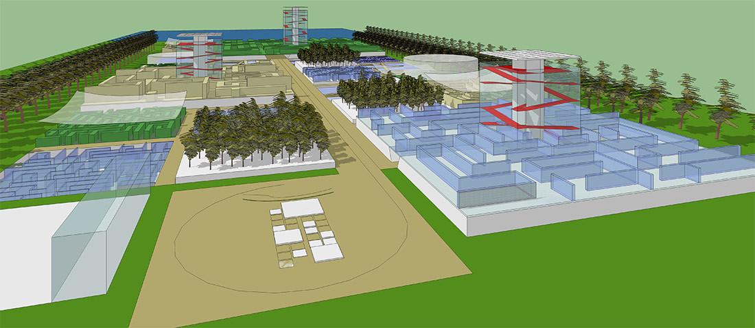 The Maze Singapore - mpa - marco pestalozza architetti