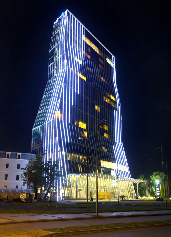 Hotel Medea Tiblisi - mpa - marco pestalozza architetti