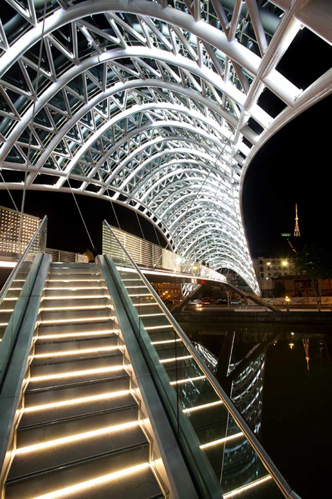 The Bridge of Peace - mpa - marco pestalozza architetti