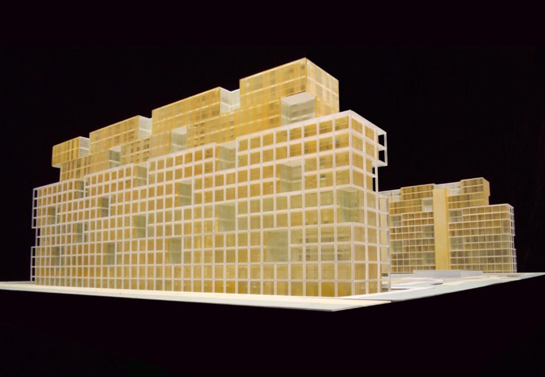 Via Senigallia Milan - mpa - marco pestalozza architetti