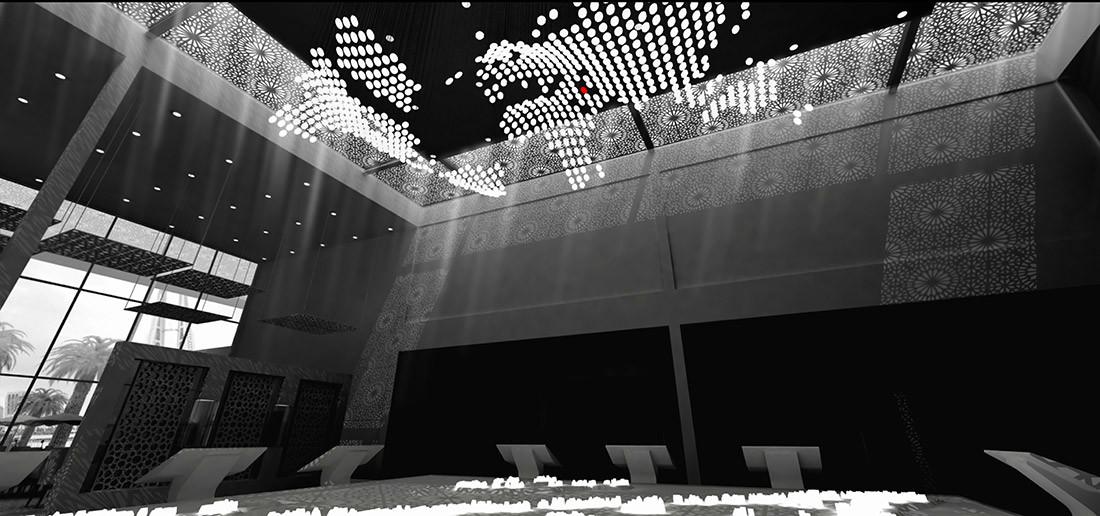 Bahrein Visitor Centre - mpa - marco pestalozza architetti