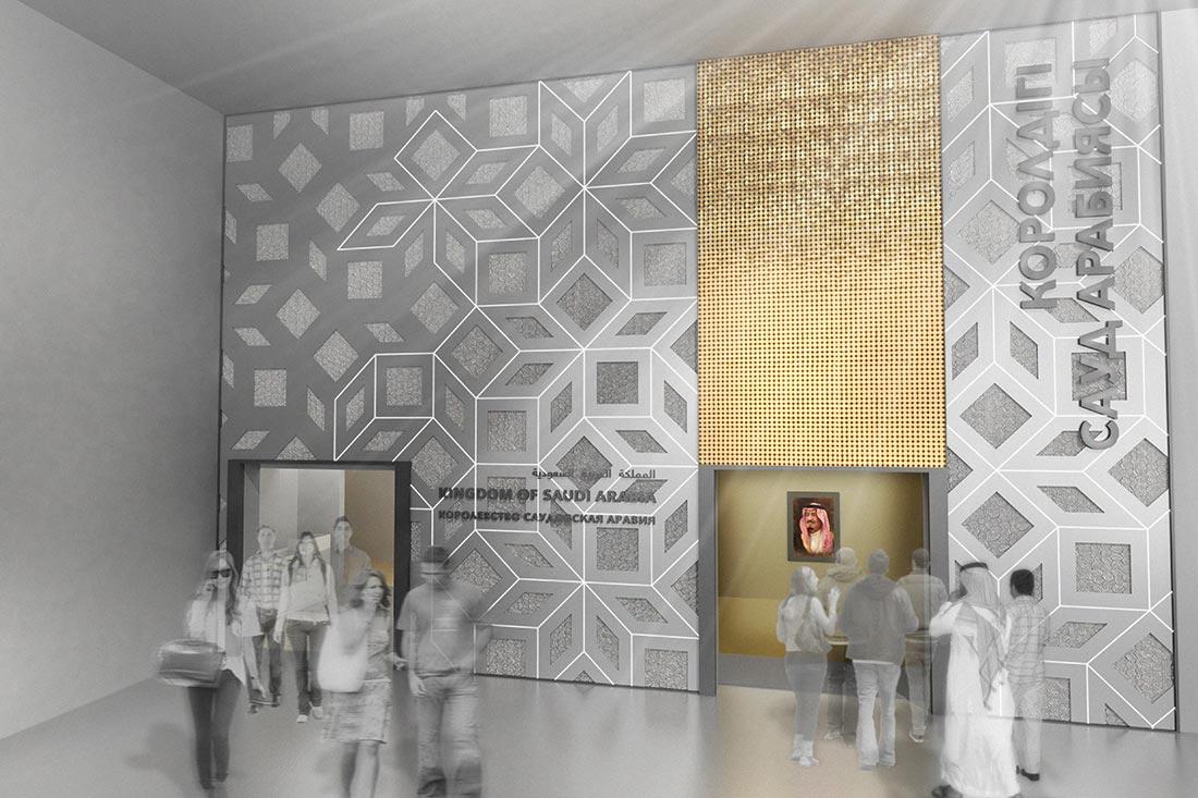 Saudi Arabia Pavilion Expo 2017 - mpa - marco pestalozza architetti