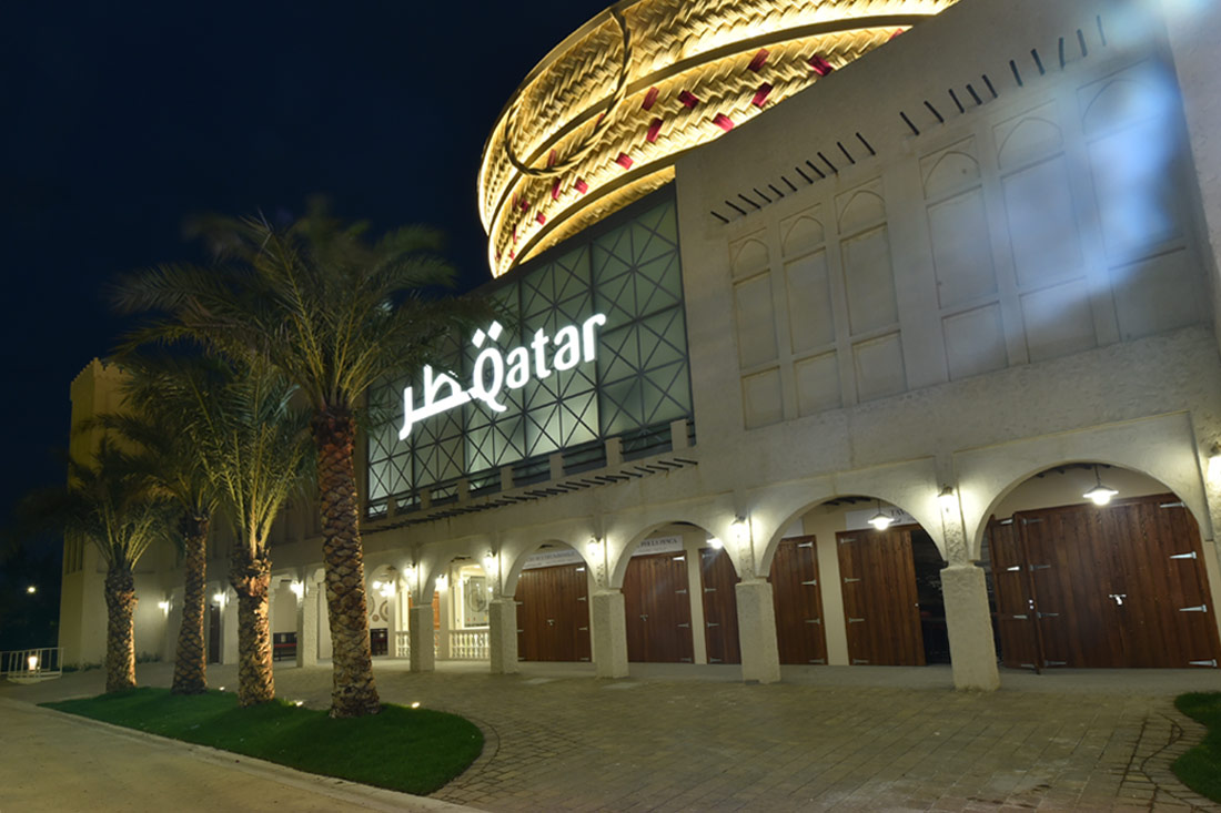 Qatar Pavilion Expo 2015 - mpa - marco pestalozza architetti